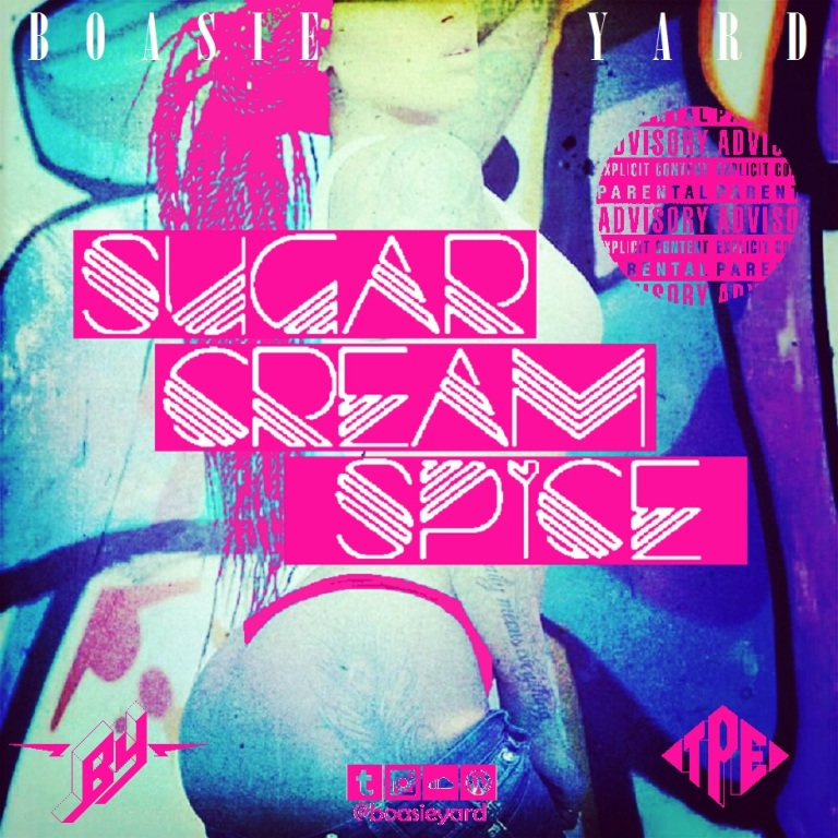 Sugar Cream Spice - Boasie Yard - 2016