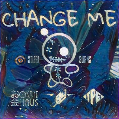 Change Me IG Cover midnight