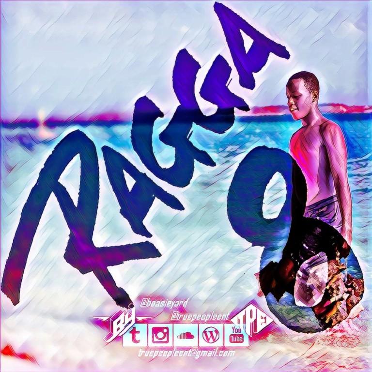 Ragga 8 Cover