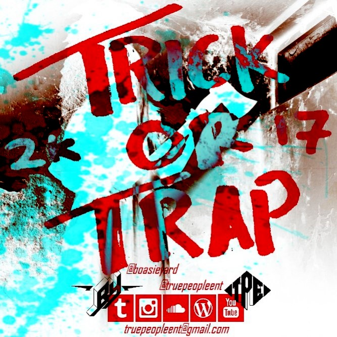 Trick or Trap 2k17 Cover